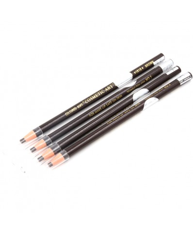 Bella black eyebrow pencil