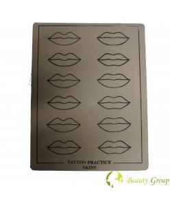 Practice skin (lips) Nr. 2