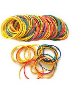 Rubber bands (color) 100 ps.