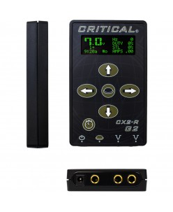 Critical Tattoo® power supply (CX2R-G2)