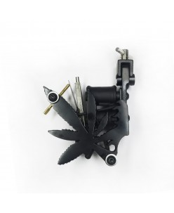 Tattoo machine (Black Leaf)