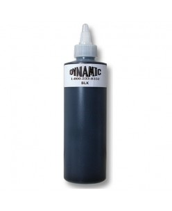 Dynamic Black Tattoo Ink (30ml.)