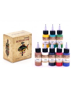 Intenze Bowery Ink rinkinys 30 ml. 8 piece