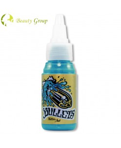 Bullets pigment (HONOLULU BLUE) 35ml.