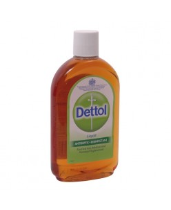 Dettol antiseptic and disinfectant (500ml.)