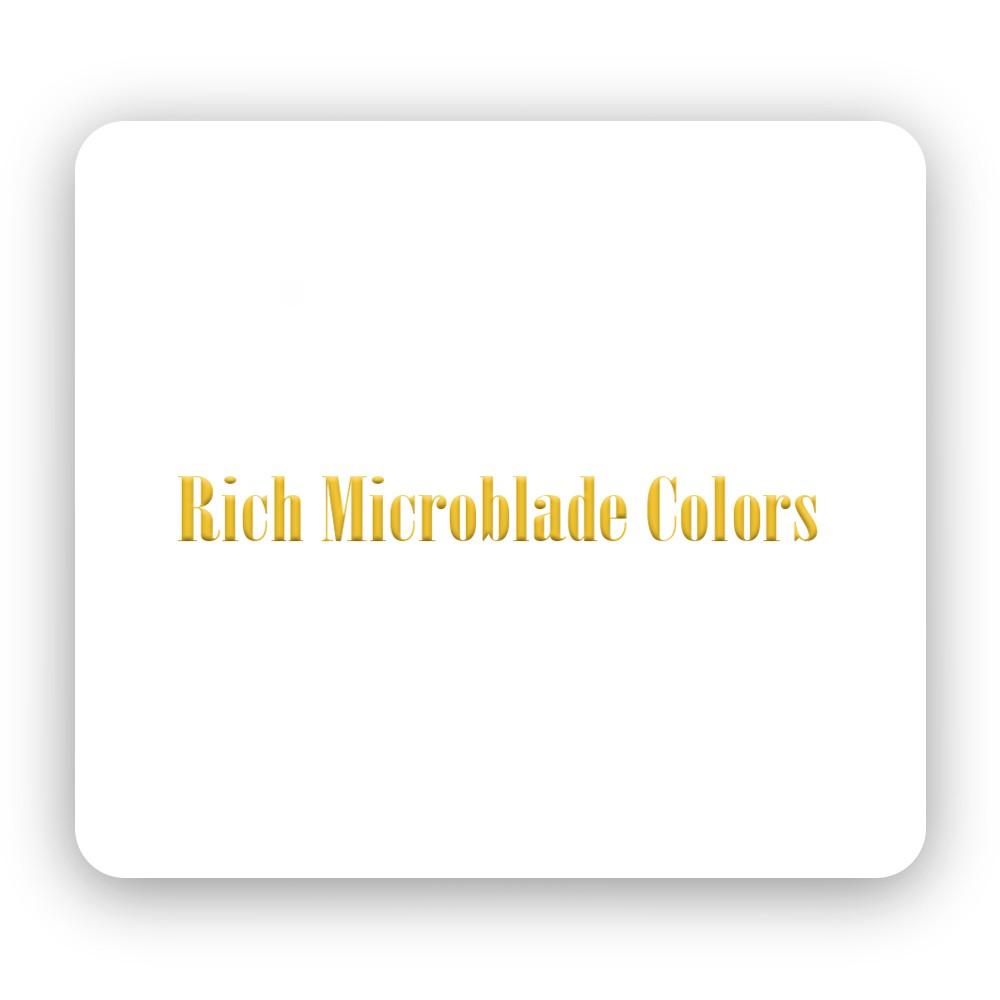 Rich Microblade